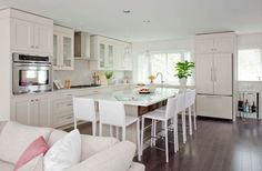 Love It or List It Vancouver After: Kitchen - Provided by W Network
