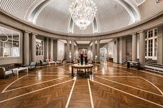 NH Collection Gran Hotel Zaragoza.