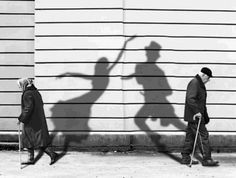 The shadows of the past