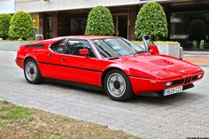 The BMW M1 of the 70s. It was a Lambo/BMW project. I guess it was like having a beautiful girlfriend who wasn't a psychopath.