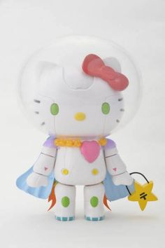Hello Kitty Robot figure! JapanLA