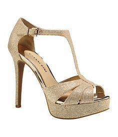 Gianni Bini Kelli Platform Sandals | Dillard's Mobile
