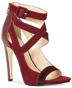 Calvin Klein Women's Saren Sandals - Shoes - Macy's