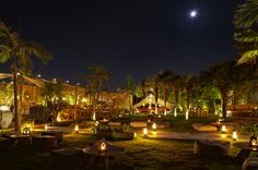 Asteras Complex - Balux Cafe:the exotic seaside paradise / Introduction