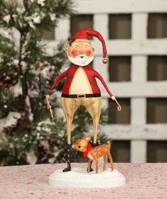Santa & Baby Comet