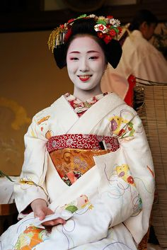 Maiko Lady   Flickr - Photo Sharing!