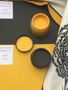nuancier peintures sarah lavoine en collaboration avec. Black Bedroom Furniture Sets. Home Design Ideas