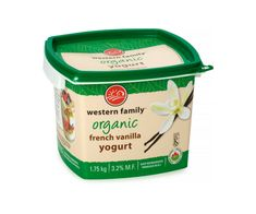 Social Nature has added a new free sample opportunity to their platform: Get a voucher for a FREE Western Family yogurt tub Western Family Organic Lactobacillus Acidophilus, Low Calorie Pasta, Roasted Vegetable Lasagna, Sugared Grapes, Protein Pasta, Soy Protein Isolate, Orange Juice Concentrate, Organic Yogurt