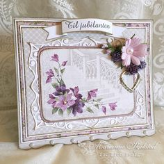 Scent of Lavender card