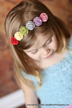 Felt hair accessories - The Garden Party Collection Wool Felt Poufs Headband – Felt hair accessories Felt Hair Accessories, Girls Accessories, Accessories Display, Flower Girl Hairstyles, Diy Hairstyles, Newborn Girl Headbands, Girl Hair Dos, Felt Necklace, Bead Sewing