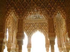 Alhambra palace wallpaper by greensap