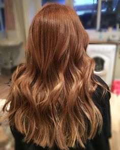 Welcome to Wella Salon Professionals - Your online source for all Wella Salon Products: Wella, Sebastian and Nioxin Light Copper Hair, Copper Brown Hair, Warm Brown Hair, Long Brown Hair, Ginger Brown Hair, Hair Tips Video, Red Blonde Hair, Professional Hair Color, Hair Due