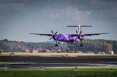 Flybe/De Havilland Canada DHC-8-402Q Dash 8/G-FLBC/EBBR