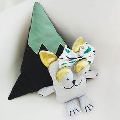 Lovely cat ⭐❤🐈❤ #cat #kitty #kot #stuffedtoys #stuffedanimal #greycat #handmade #plushiecat #cattoy #toycat #catlovers #animal #maskotka #softtoy #kitten #cute #etsybaby #kidsroom #love #smile #mountain #modernhome #scandistyle #kidsroom #kidsdecor #designer #forkids #pillows #cushion