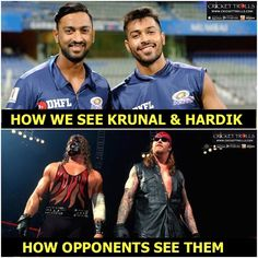 The Brothers of Destruction Krunal Pandya & Hardik Pandya  For more cricket fun click: http://ift.tt/2gY9BIZ #IPL2017 #cricket #MumbaiIndians - http://ift.tt/1ZZ3e4d