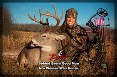 READ: 10 Rules For Men Who Hunt With Their Woman [Women's Rebuttal] Community Legendary Whitetails Bow Hunting Women, Bow Hunting Deer, Hunting Girls, Hunting Dogs, Hunting Stuff, Bowfishing, Hunting Season, Oh Deer, Girls Be Like