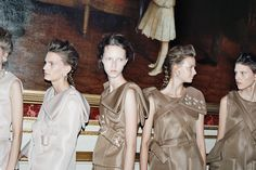 Simone Rocha SS16 London womenswear Chris Rhodes