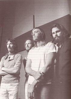 Some rare Doors and Jim Morrison photos. - Classic Rockers Network