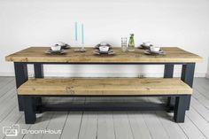Nu heel veel prachtige tafels in de aanbieding bij DroomHout!!
