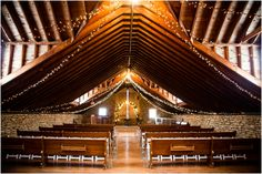 Venue: Mayowood Stone Barn. Definitely want my wedding here!