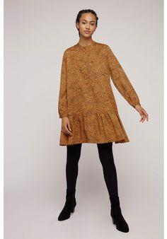 People Tree   BBC Earth Cheetah Print Dress