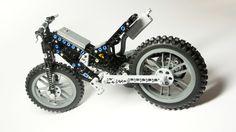 https://flic.kr/p/jrda3X   Trial Motorcycle   Lego Technic Motorcycle
