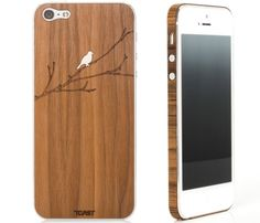 Bird on Branch iPhone Cover