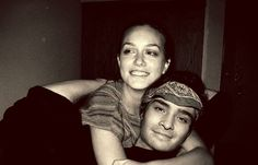 Leighton Meester and Ed Westwick.