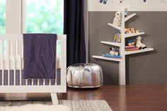 Amazon.com: babyletto Spruce Tree Bookcase, White: Furniture & Decor