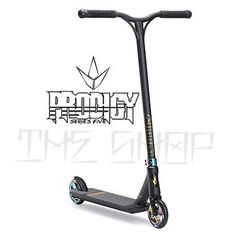 2017 Envy Prodigy S5 Pro Complete Scooter