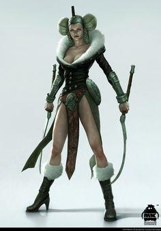 VIKING - Freya
