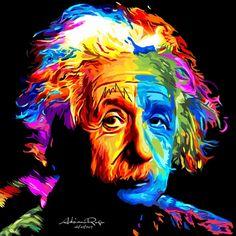 Albert Einstein by adrianorogo 06/02/2013
