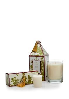 SEDA FRANCE Nutmeg Vanille Candle Set