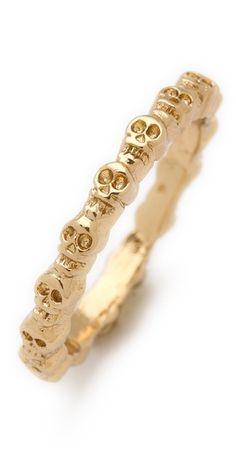 Bing Bang Eternity Skull Ring - Have this ring - love it!