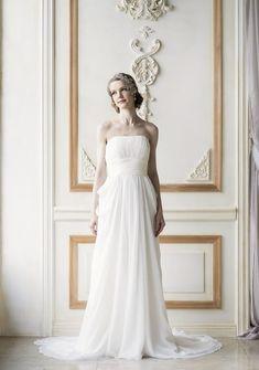 Marisa / Aline (マリサ / Aライン) | COLLECTION | Verde(ヴェルデ)|レンタルウェディングドレス・オートクチュールドレス