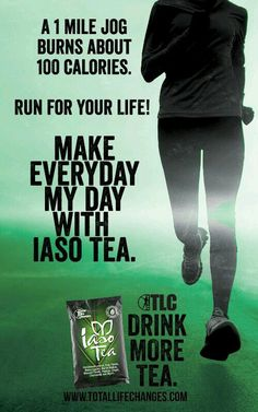 Get Increased Energy and Total Health with Iaso Tea and Our Energy Supplement, NRG! Maximize Your Workout Today! Learn more at - http://JoinKesha.com - Sponsor ID #3206051