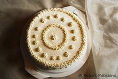 Patce's Patisserie: Rezept II: Pfirsich-Torte - Bis(s) zur Geschmacksexplosion...und noch etwas weiter