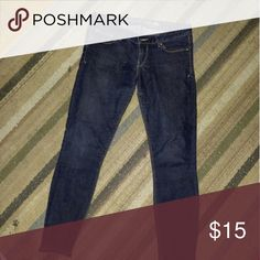 """Express skinny jeans Good condition. My guess is 29"""" inseam. Jeans Skinny"""