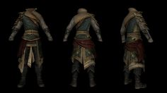Witcher 2 armour