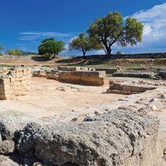 Roman Theater, Mallorca, Spain