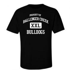 Ballenger Creek Middle School - Frederick, MD | Men's T-Shirts Start at $21.97