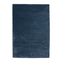 """IKEA - ÅDUM, Rug, high pile, 4 ' 4 """"x6 ' 5 """", , The dense, thick pile dampens sound and provides a soft surface to walk on.Durable, stain resistant and easy to care for since the rug is made of synthetic fibers.The high pile makes it easy to join several rugs, without a visible seam."""