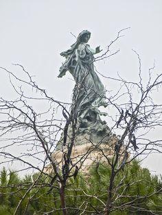 Monumento plaza de los Sitios