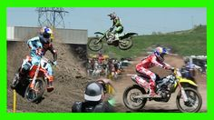cool Watch MY FIRST PRO MOTOCROSS NATIONALS RACE (Day 1526)