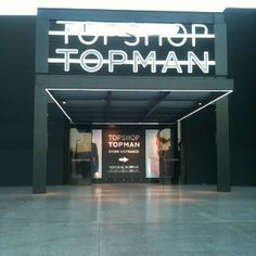 For those of you who have not been here. VOILA. TOPSHOP LV