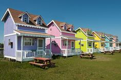 Hatteras Cottages