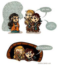 Ahahahahaha!!! That last panel - HA! XD (*Fili facepalm* is the new standard)