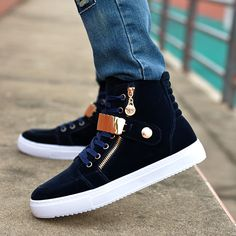 New Fashion Men's Casual Flat Suede Leather Summer & Winter Short Boots Men Street Dance Ankle Boots Botas Homme Sapatos Hombre