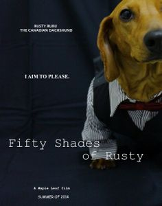 Fifty Shades of Rusty