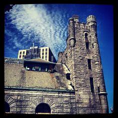 Park Place Castle in Boston.
